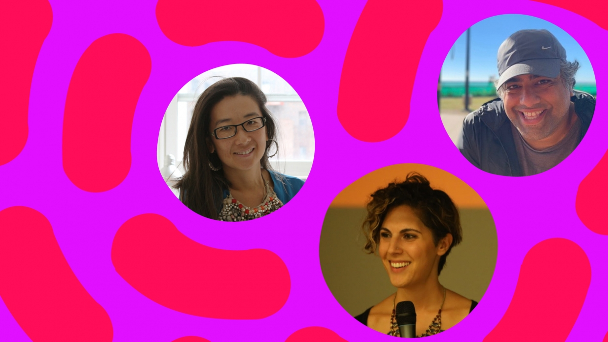 The QUO Podcast: Ep 3 - Iara Lee, Paul Barakat and Sonia Mehrmand on the arts and cultural change