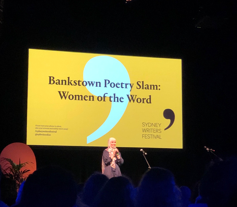 Bankstown Poetry Slam: A powerhouse of performance poetry