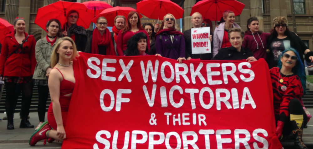 An inside look at the Vixen Collective: the only peer-run sex worker organisation in Victoria